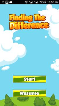 Finding The Difference screenshot 1