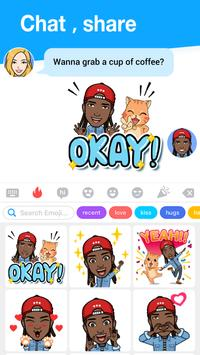 Your Personal Avatar Maker & Emoji Maker | Zmoji screenshot 1
