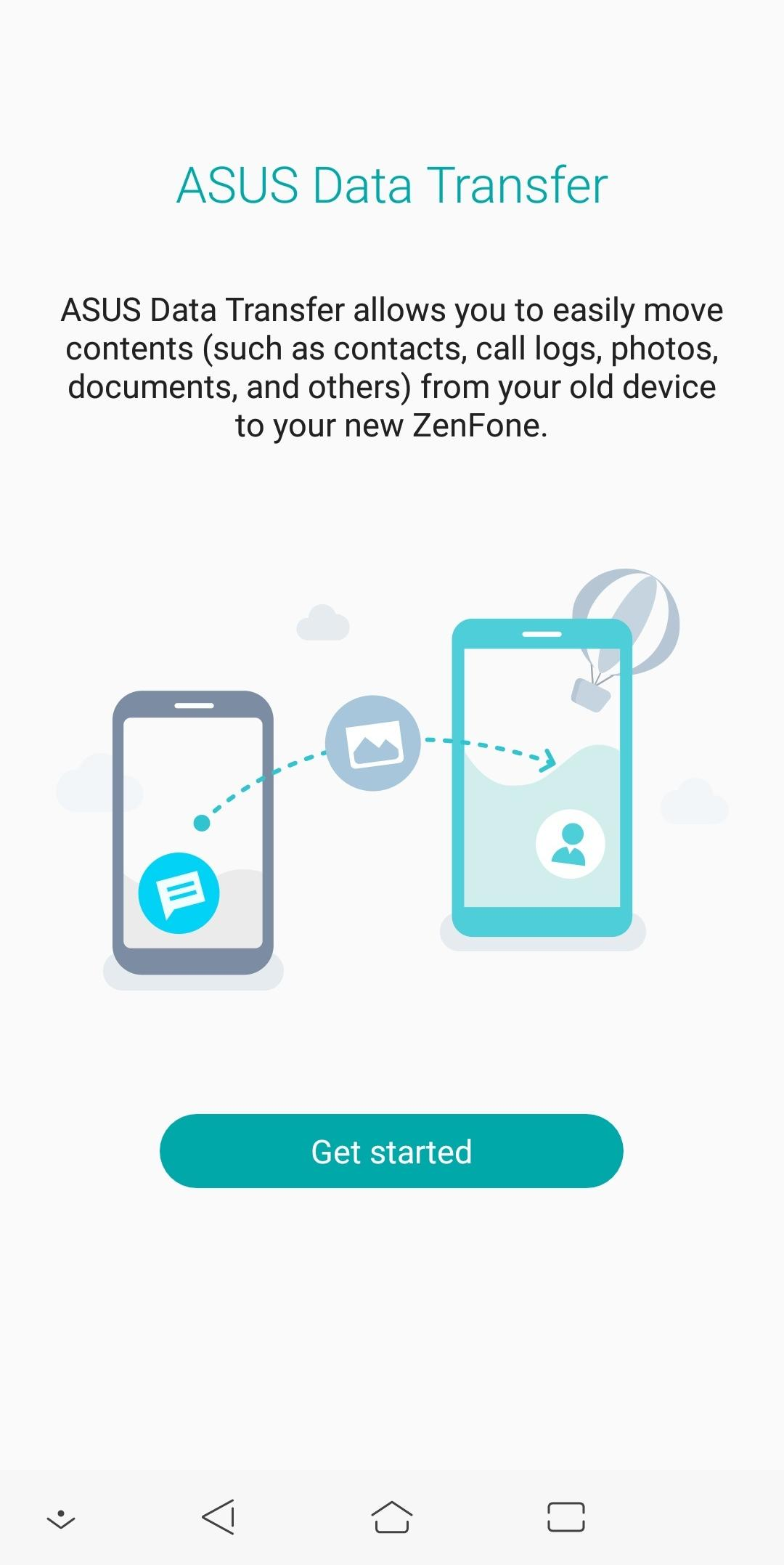 ASUS Data Transfer for Android - APK Download