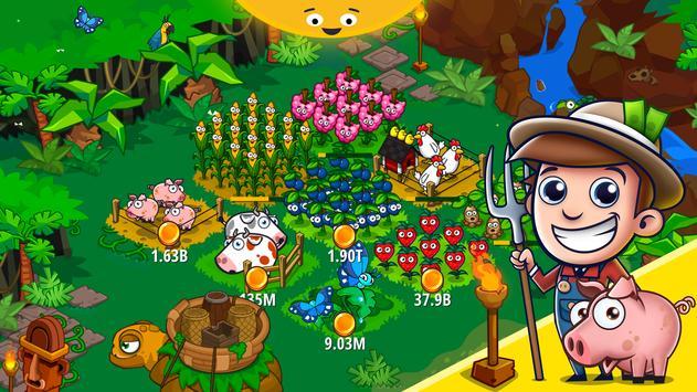 Idle Farming Empire screenshot 1