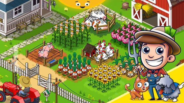 Idle Farming Empire Screenshot 2