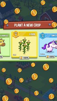 3 Schermata Idle Farming
