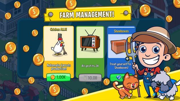 Idle Farming screenshot 3