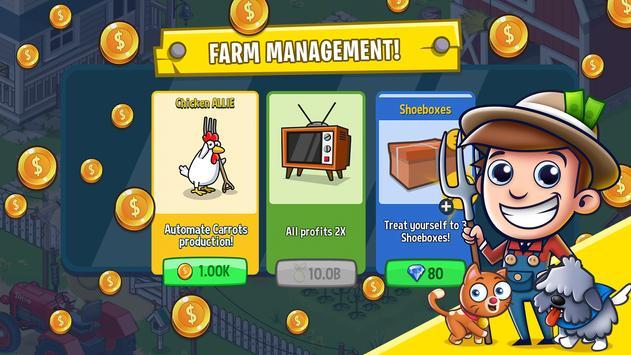 Idle Farming Empire Screenshot 4