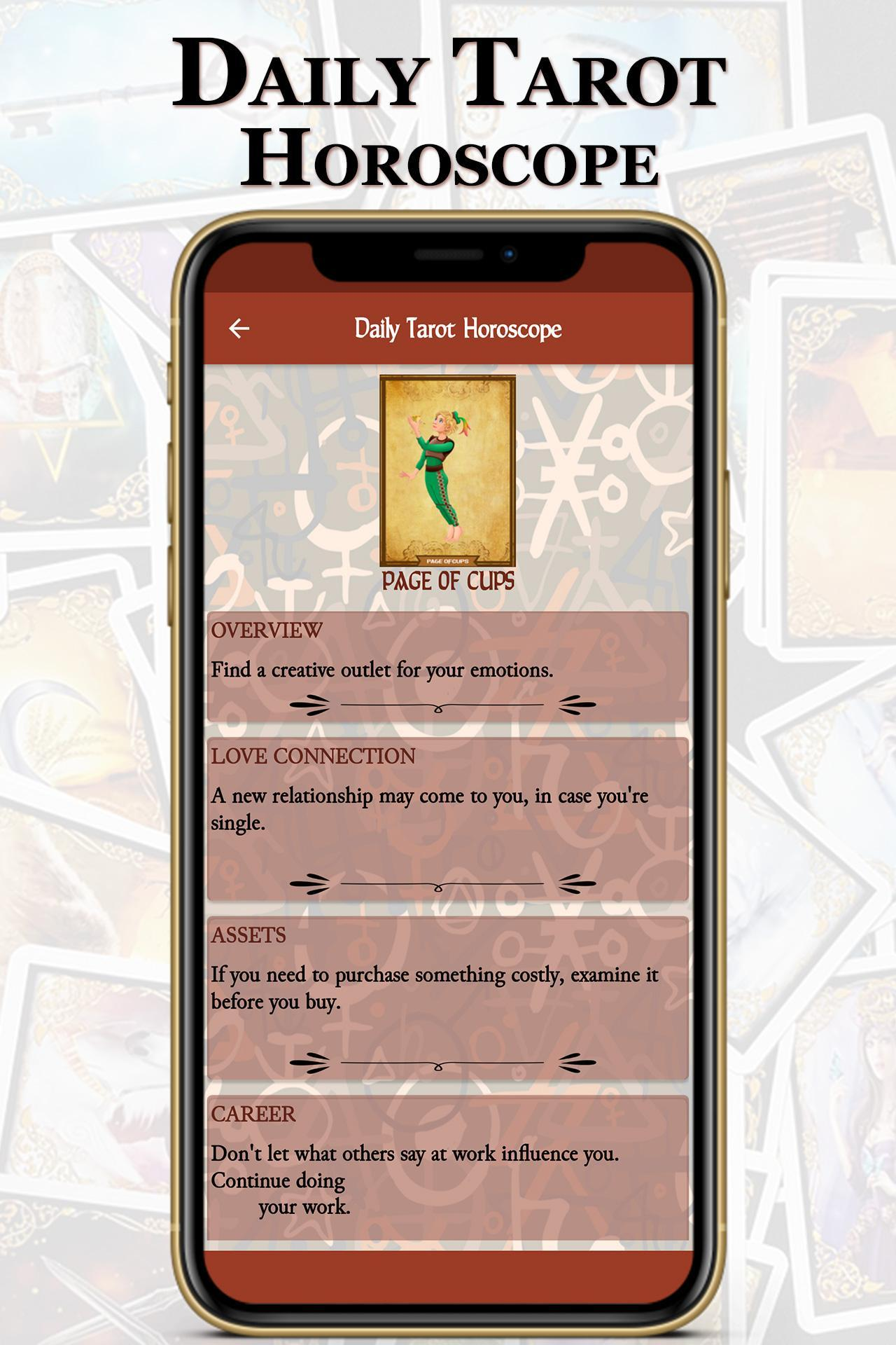 Tarot Reading Free - Ask a Free question for Android - APK