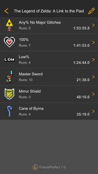 FramePerfect Speedrun Timer screenshot 2
