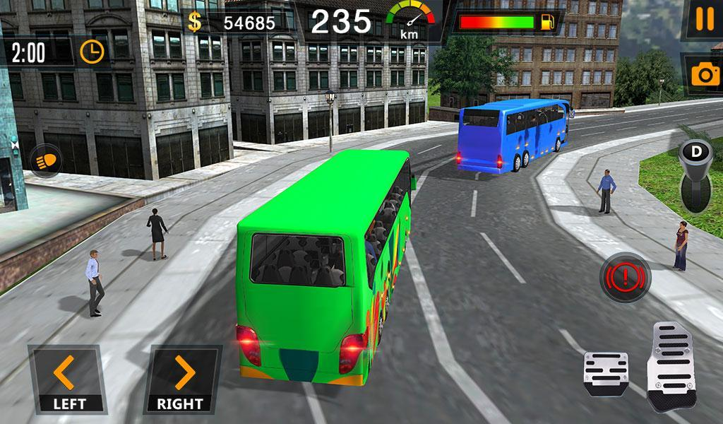 Auto Bus Driving 2019 - City Coach Simulator for Android - APK Download