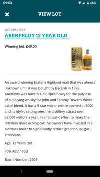 Scotch Whisky Auctions screenshot 3