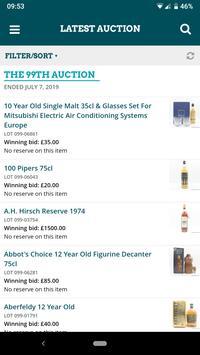 Scotch Whisky Auctions screenshot 2