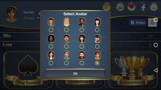 Spades screenshot 23
