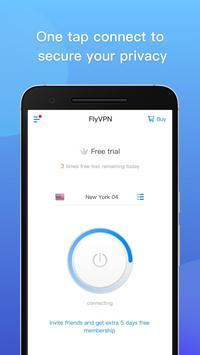 FlyVPN screenshot 4