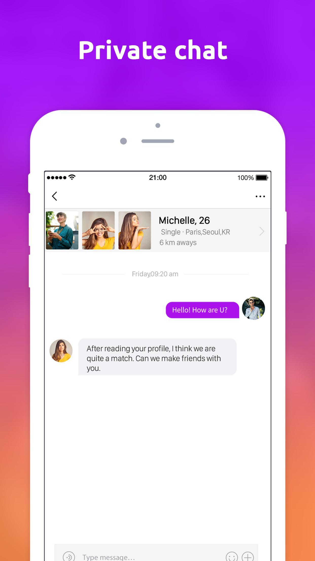 Adult Hookup App - NSA Dating - Free download and software