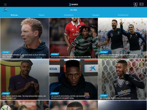 DIRECTV Sports captura de pantalla 5