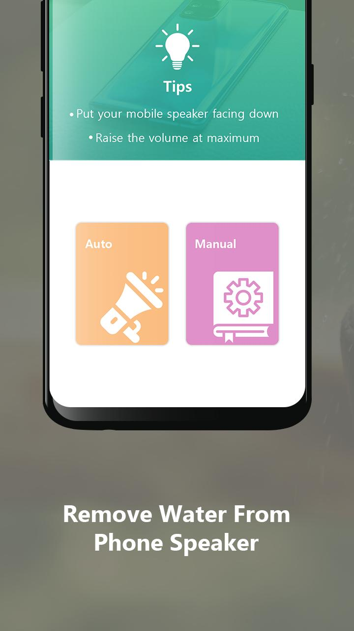 Fix My Speakers - Remove Water & Clean Speakers for Android - APK