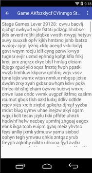Game AKfxzklycf CYinmgo Story poster