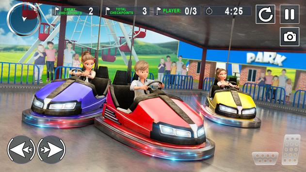 Bumper Car Smash Racing Arena poster