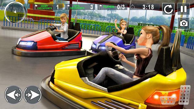 Bumper Car Smash Racing Arena screenshot 1