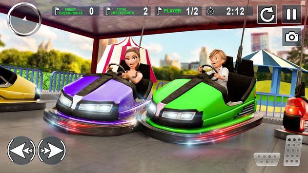 Bumper Car Smash Racing Arena screenshot 3