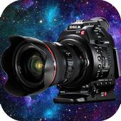 Camera DSLR - 4K High Resolution Ultra Camera icon