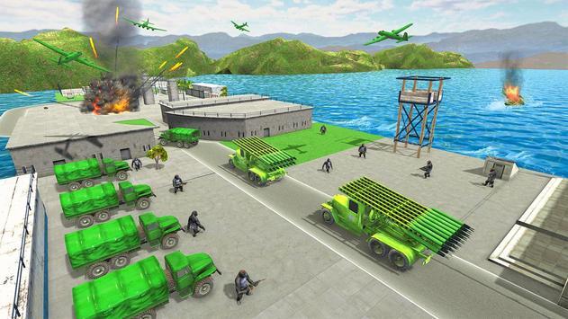 Bigfoot Apes War screenshot 3