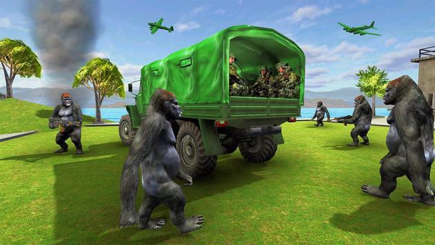 Bigfoot Apes War screenshot 1