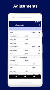 Final Accounts screenshot 1