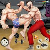 GYM Vecht Spellen: Bodybuilder Trainer Fight PRO-icoon