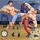 GYM Fighting Games: Bodybuilder Trainer Fight PRO APK