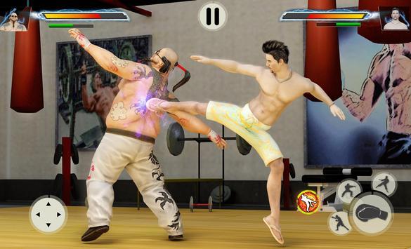 GYM Vecht Spellen: Bodybuilder Trainer Fight PRO screenshot 10