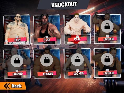 GYM Борьба Игры: Культурист Тренер Fight PRO скриншот 8