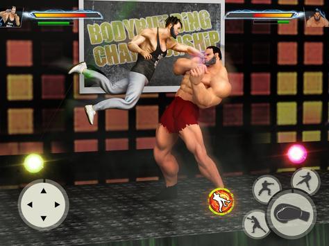 GYM Vecht Spellen: Bodybuilder Trainer Fight PRO screenshot 9