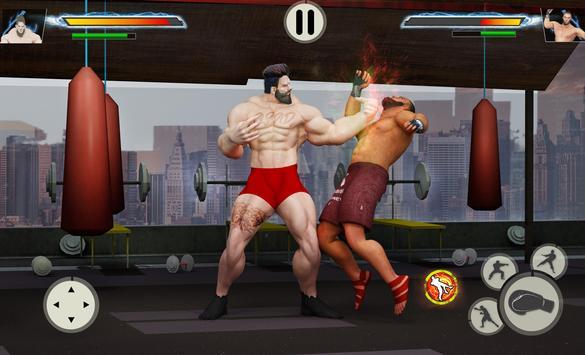 GYM Борьба Игры: Культурист Тренер Fight PRO скриншот 11