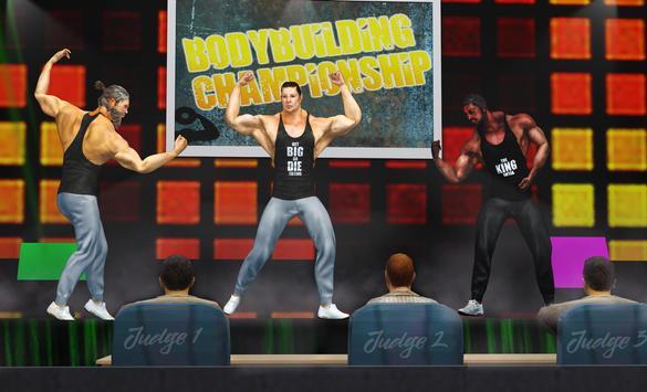 GYM Vecht Spellen: Bodybuilder Trainer Fight PRO screenshot 12