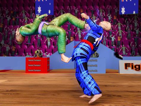 Karate King Fighter: Kung Fu 2018 Final Fighting screenshot 11