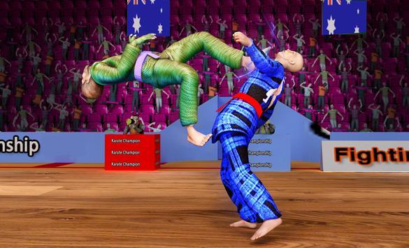 Karate King Final Fights: Kung Fu Fighting Games screenshot 2