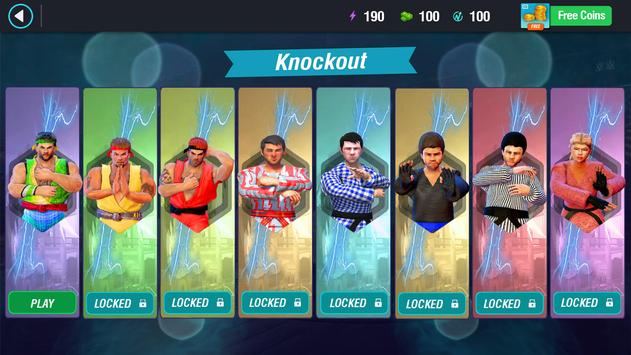 Karate King Final Fights: Kung Fu Fighting Games screenshot 3