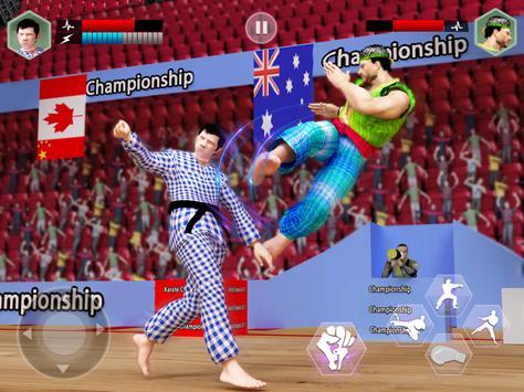 Karate King Fighter: Kung Fu 2018 Final Fighting screenshot 4