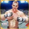 MMA Lucha Revolución Mezclado Arte marcial Gerente icono