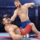 فنون الدفاع عن النفس القتال : MMA التدريب ماستر أيقونة