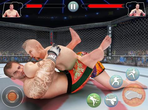 فنون الدفاع عن النفس القتال : MMA التدريب ماستر تصوير الشاشة 5