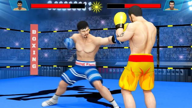 Real Punch Boxing Games: Kickboxing Super Star poster