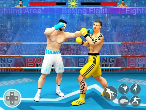 Real Punch Boxing Games: Kickboxing Super Star screenshot 9