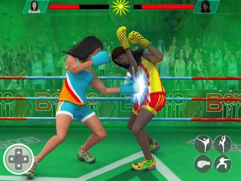 Real Punch Boxing Games: Kickboxing Super Star screenshot 19
