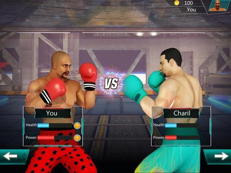 Real Punch Boxing Games: Kickboxing Super Star screenshot 20