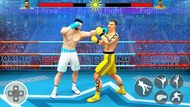 Real Punch Boxing Games: Kickboxing Super Star screenshot 2