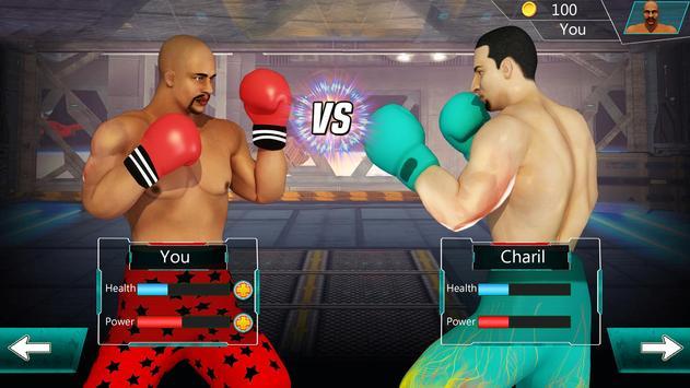 Real Punch Boxing Games: Kickboxing Super Star screenshot 4