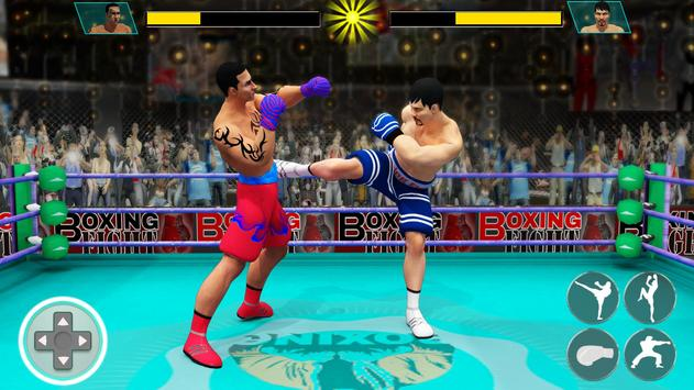 Real Punch Boxing Games: Kickboxing Super Star screenshot 5