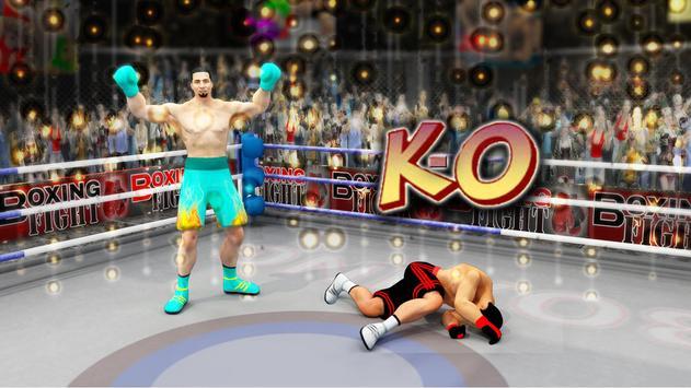 Real Punch Boxing Games: Kickboxing Super Star screenshot 6