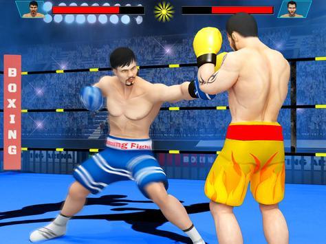 Real Punch Boxing Games: Kickboxing Super Star screenshot 16