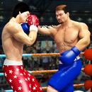Tag Team Boxing Game: Kickboxing Fighting Games APK